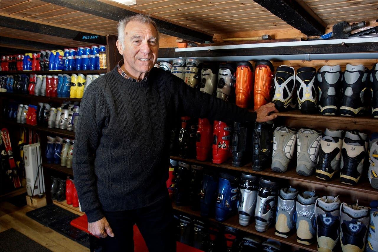 50 Jahre Skischule Hans Küpfer auf dem Balmberg