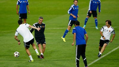Real gegen FCB: Der Countdown vor dem grossen Match im Bernabéu