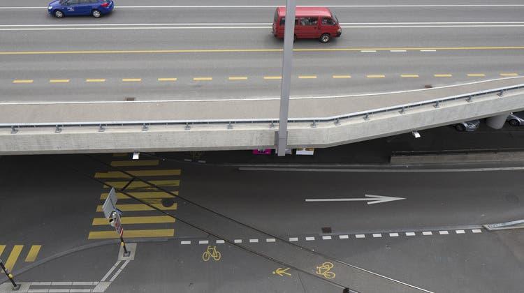 Zürcher Strassen: Weniger Unfälle, weniger Verletzte, weniger Tote
