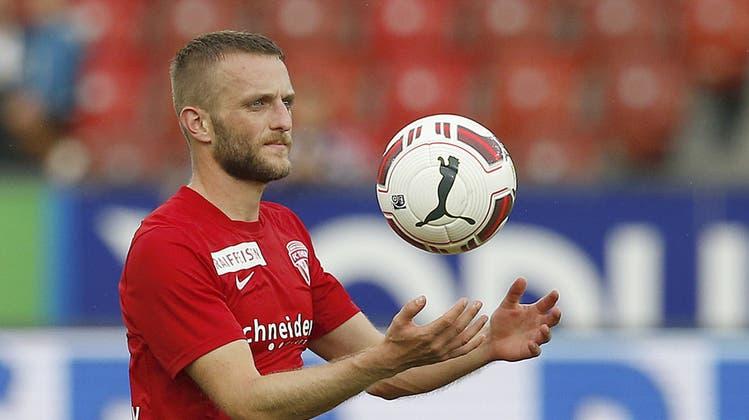 Christian Schneuwly zum FCZ - Rojas zu Thun