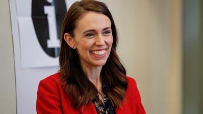 Das Virus zum zweiten Mal besiegt: Neuseelands Premierministerin Jacinda Ardern hat mit ihrer Lockdown-Strategie abermals Erfolg. (David Rowland / EPA)