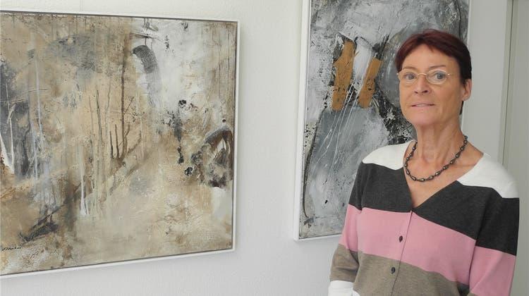 Elsbeth Hophan ist auch eine Überlebenskünstlerin