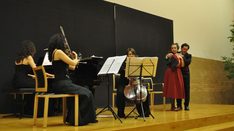 Am Konzert des «Circolo Culturale» sass jeder Ton