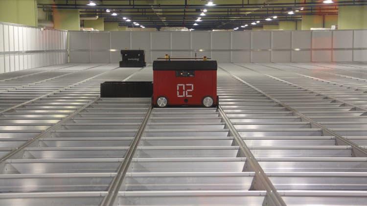 Firma Antalis setzt im Eigenamt noch mehr auf ausgeklügelte Logistik