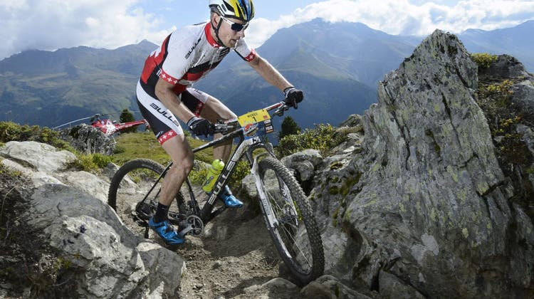 Aargauer Urs Huber triumphiert im Wallis
