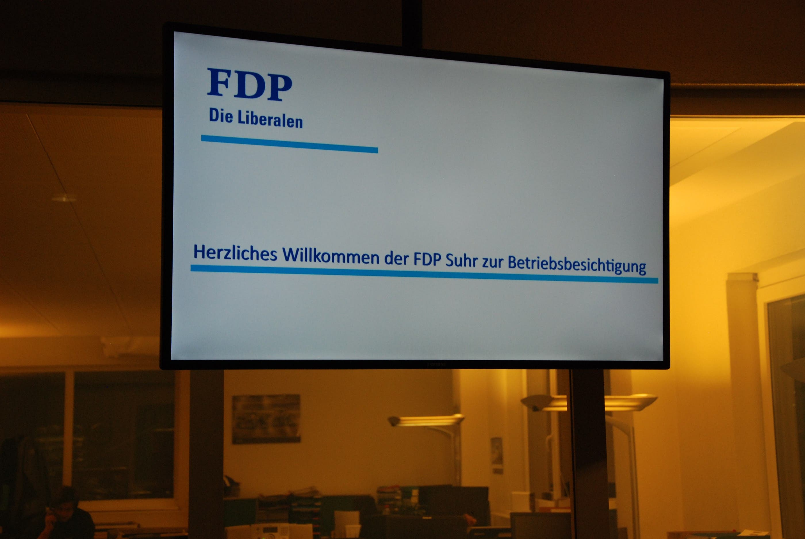 GV FDP Suhr