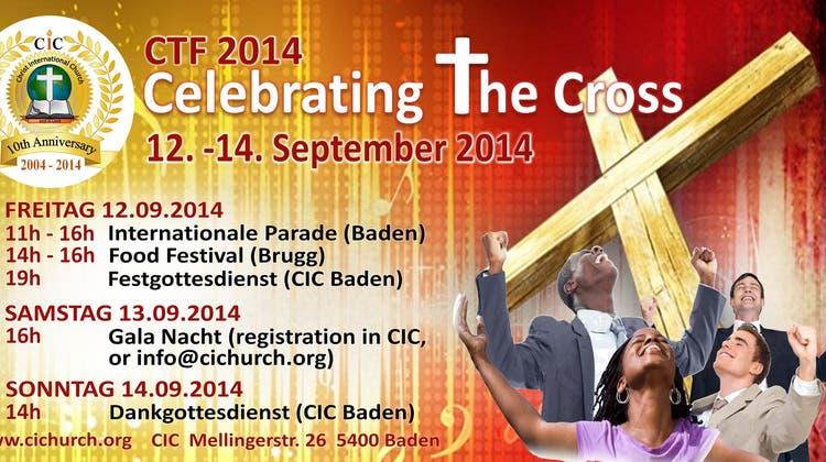 Christ International Church feiert 10 jähriges Jubiläum
