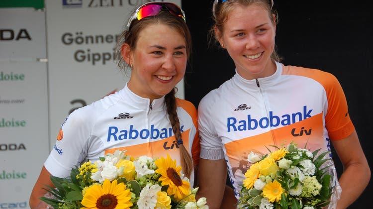 Sieg durch die Holländerin Anouska Koster in Gippingen