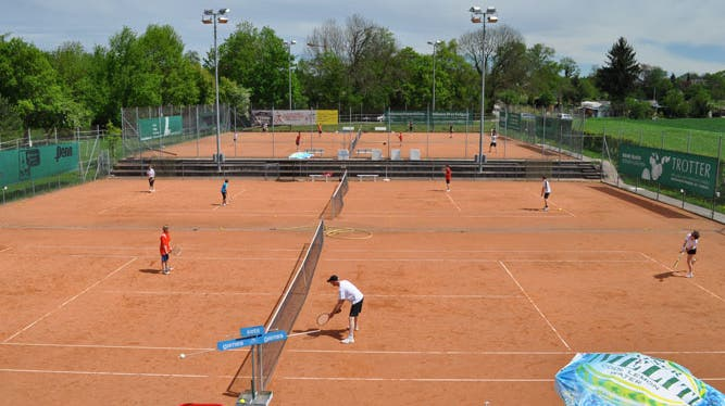Fusion der Tennisclubs TC Aarau und TC Rohr