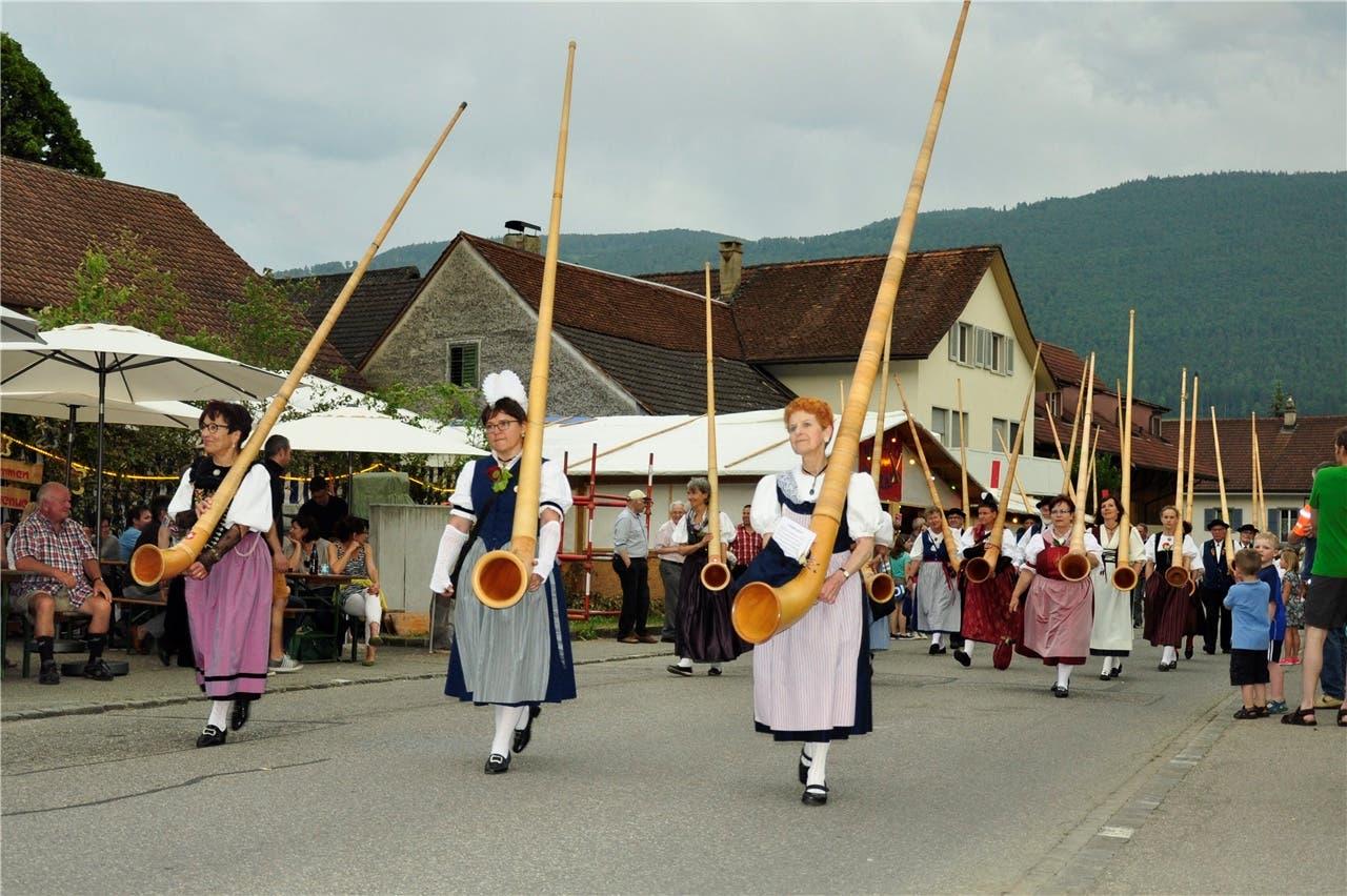 Brunnenfest Laupersdorf