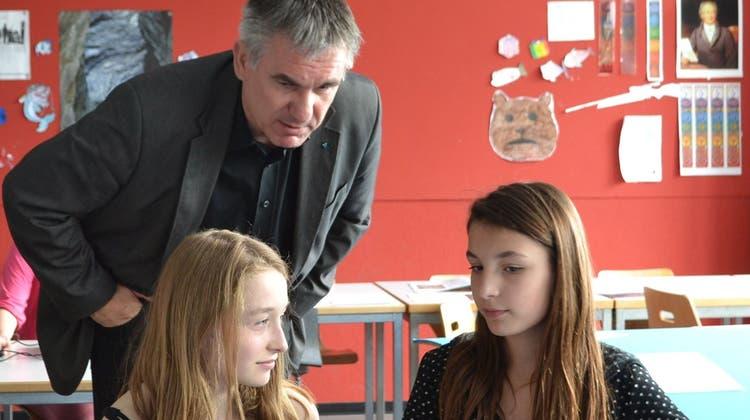Die Schule Aargau hat Schwächen
