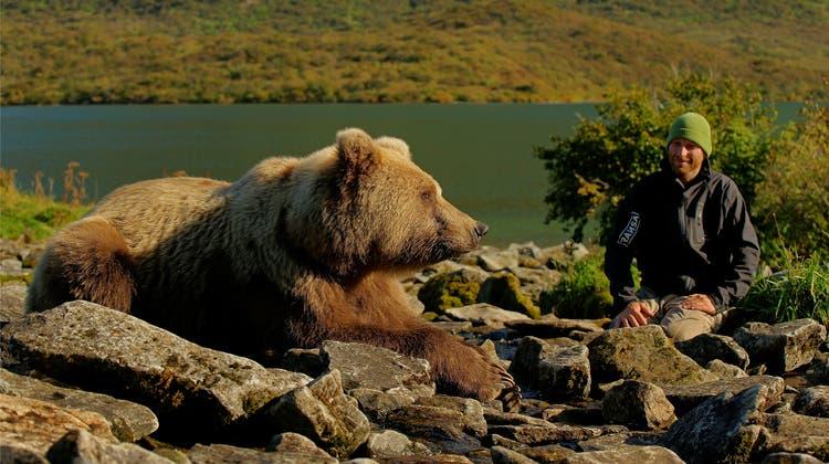 In Alaska lebt er bei den Bären – im Aargau arbeitet er für den Kanton