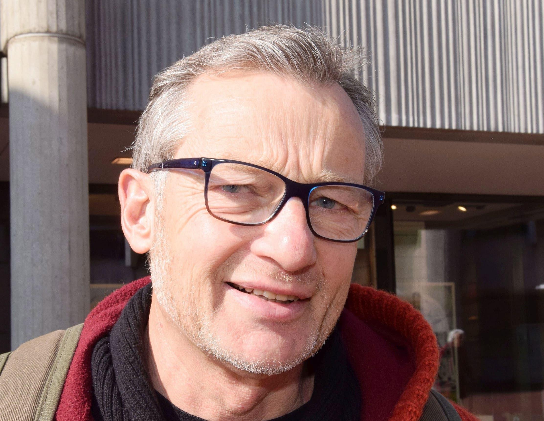 Hans Siegrist, 56, Windisch «Ich finde es eine Katastrophe. Haushaltwarenartikel und Eisenwaren bekam ich im Fachhandel in der Brugger Altstadt. Nun muss dafür nach Mellingen oder in die Landi Gebenstorf.»