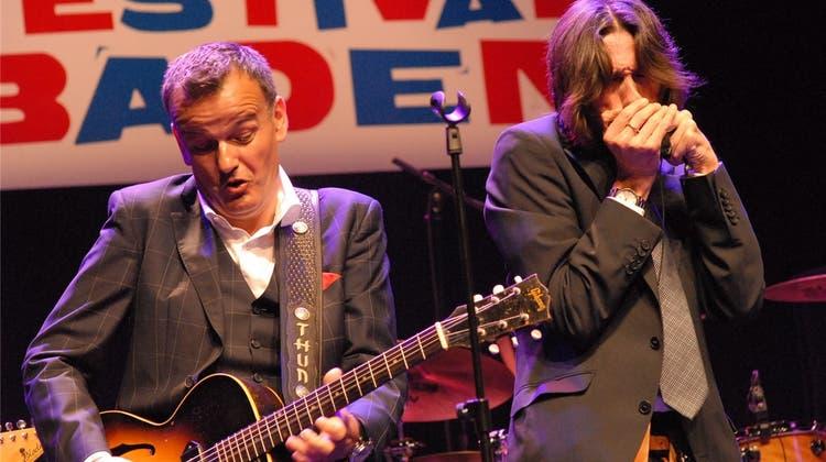«Erst Baden, dann Montreux» – Zum 12. Mal gibt der Blues den Ton an