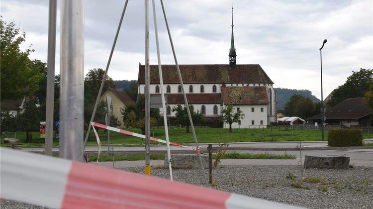 Ist die neue Überbauung zu gross für Klosterkirche?