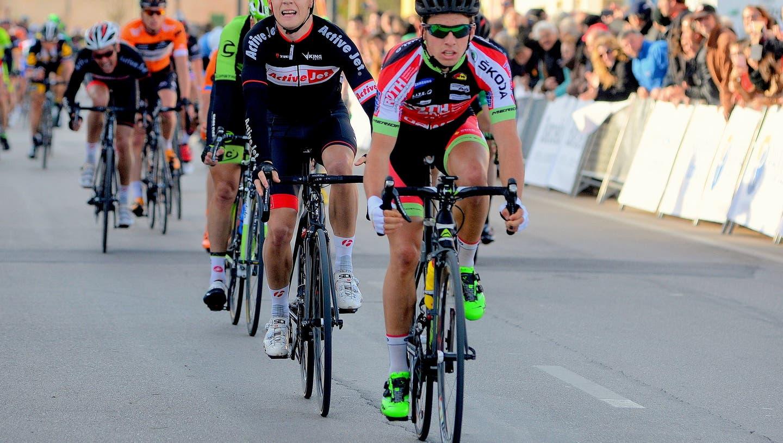Roth-Skoda wird wahrscheinlich ein Pro Continental Team