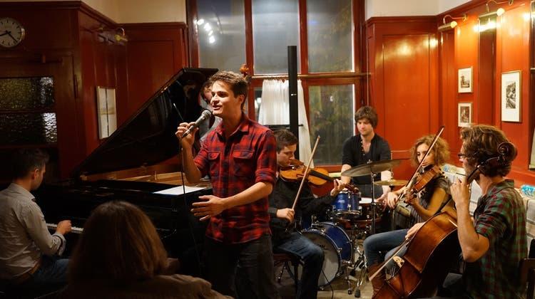 Das Septett «Agorà Ensemble» ist ein Insidertipp