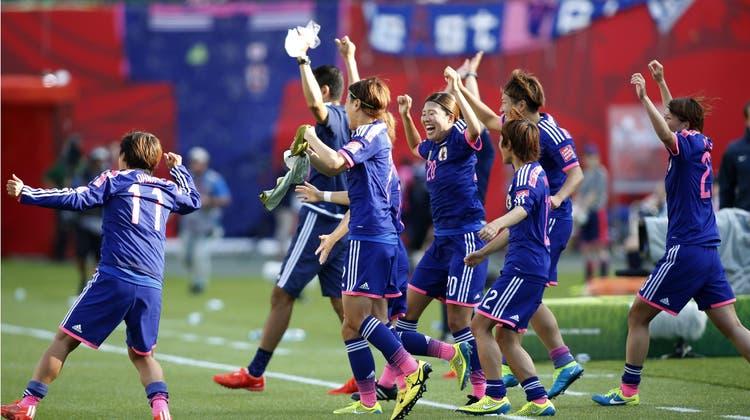 Die Japanerinnen stellen dank ihrer Erfolge auch das Rollenbild in Frage