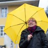 Sie forderte Angela Merkel, Joschka Fischer und Christoph Blocher heraus