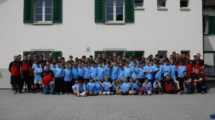 Bewährtes und Neues im Trainingslager des FC Oetwil-Geroldswil