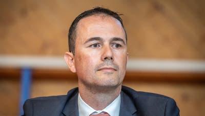 Marco Rüegg kandidiert ebenfalls fürs Präsidium. (Andrea Stalder)