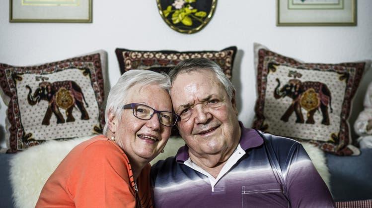 Sie sind seit fast 57 Jahren verheiratet – ein Antrag fehlt aber bis heute