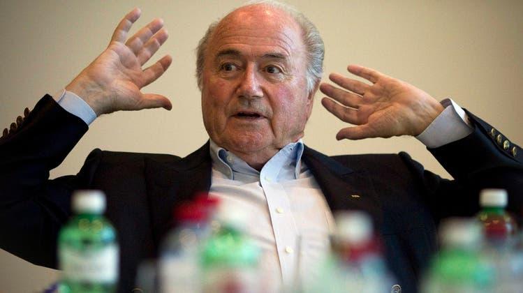 Fifa-Funktionäre sollen über eine Million erhalten haben