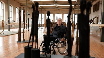 Schang Hutter: «Die Angst ist in meinen Figuren immer da»