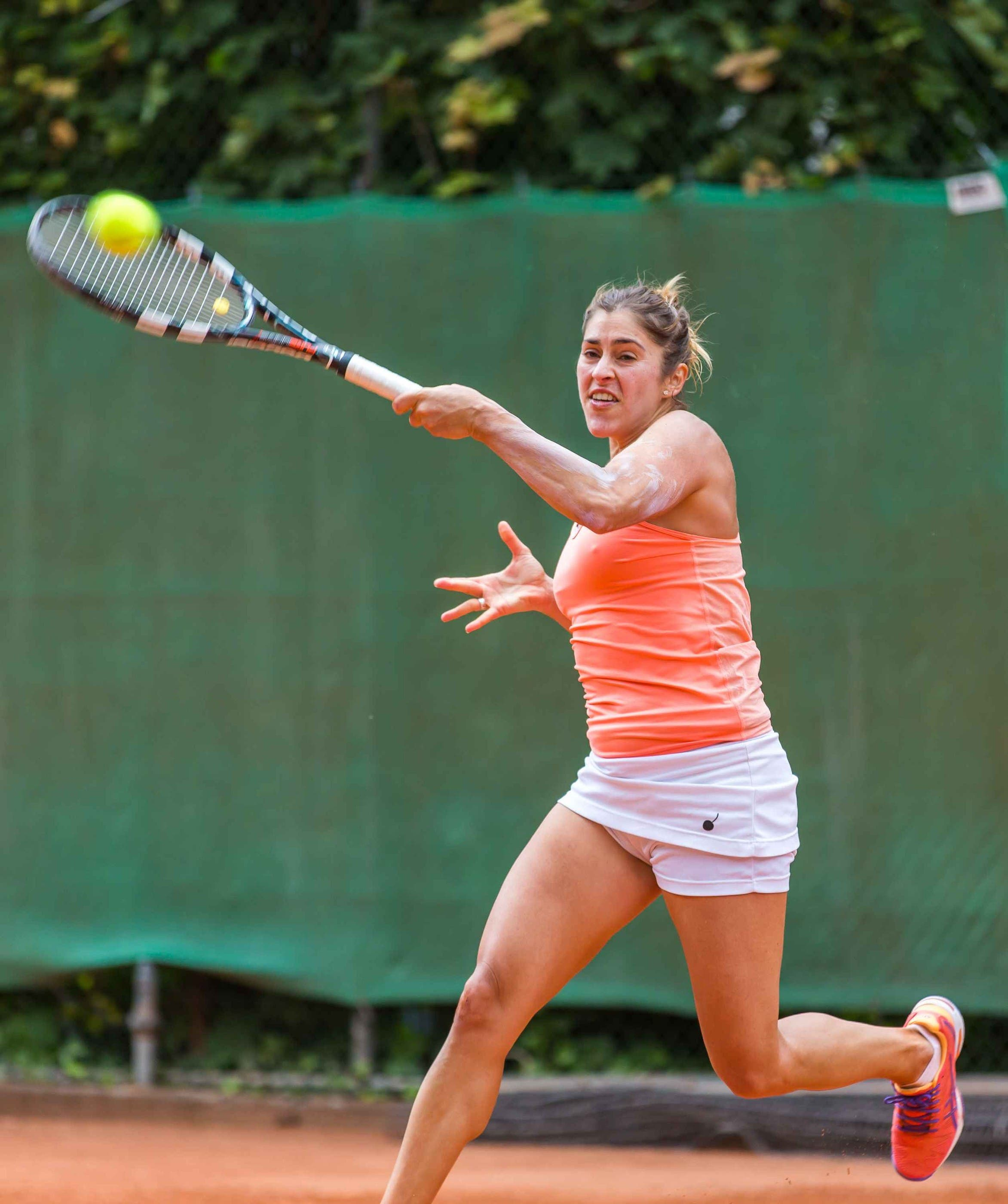 Salome Llaguno gewinnt das Turnier