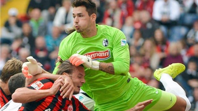 Schweizer Goalies erobern die Bundesliga