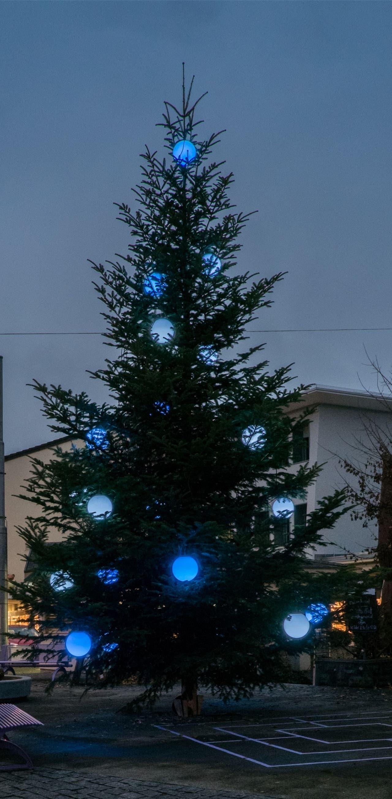 Das Wettleuchten in der Region Aarau hat begonnen