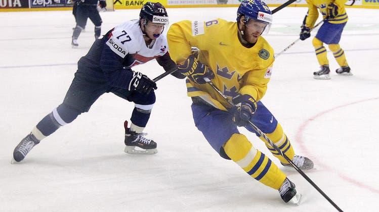 Diese neuen Ausländer bereichern unser Eishockey in dieser Saison