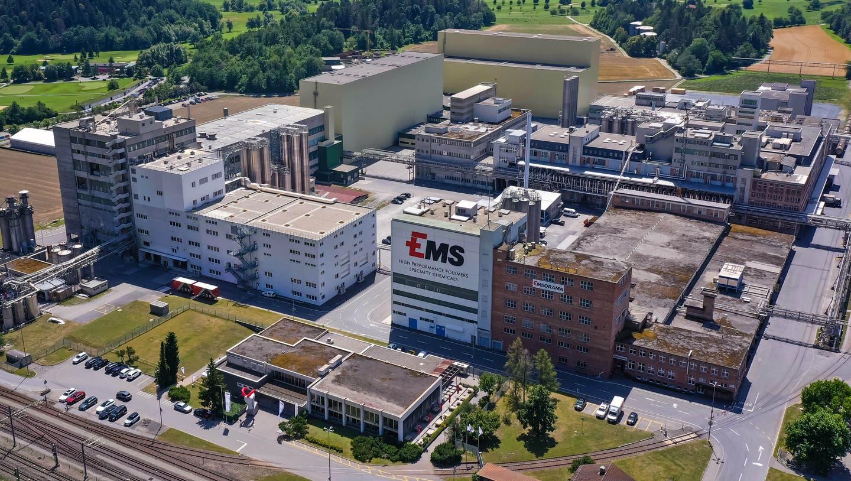 Die EMS-Gruppe profitierte im dritten Quartal von einer verbesserten Auftragslage. (Symbolbild) (Keystone)