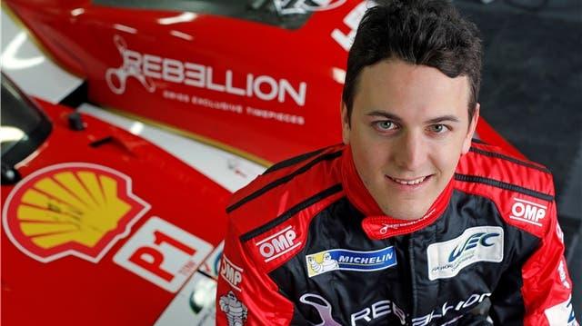 Fabio Leimer hakt Formel 1 ab – trotzdem ist seine Zukunft ungewiss
