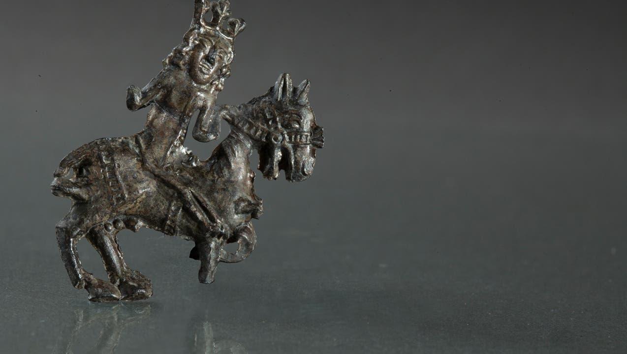 600-jähriges Abzeichen in Zürich gefunden