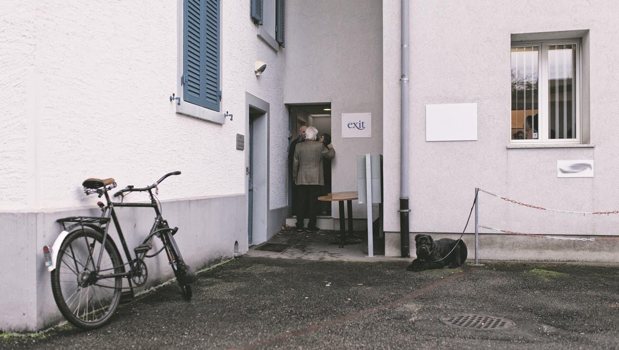 Binningen zieht Einsprache zurück - doch Exit muss weiter bangen