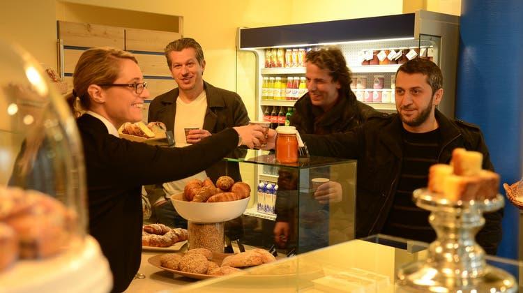 Nach 25 Jahren gibts wieder eine Bäckerei - und 200 Gipfeli gratis dazu