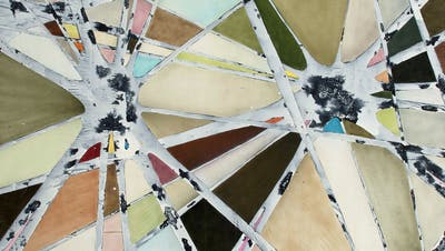 Brugg–New York einfach - das gilt für den Künstler Arnold Helbling