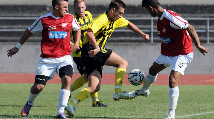 Der FC Pratteln verstärkt sich mit dem Deutschen Tim Grossklaus