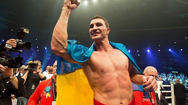 Der WM-Kampf von Klitschko ist auf ein neues Datum angesetzt