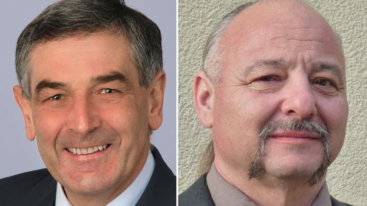 Wer folgt auf Hans Gisler? CVP und SVP duellieren sich um Gemeinderatssitz