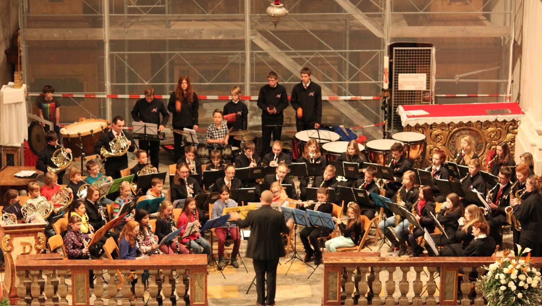 Adventskonzert der Jugendmusik Solothurn