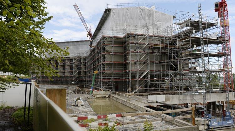 Gewerkschaft blockiert Arbeiten am Zürcher Luxushotel Atlantis