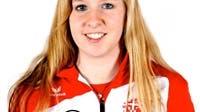 Silbermedaille mit dem Team für Derendingerin Marina Bösiger