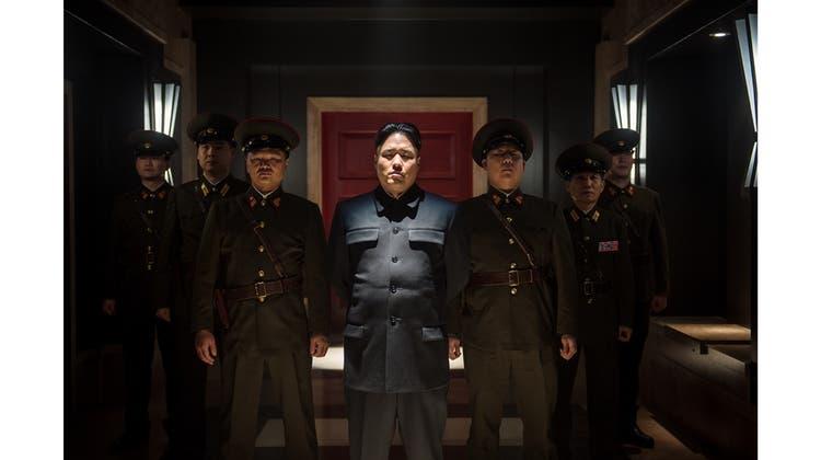 «The Interview»: Hollywood legt sich mit Nordkorea an