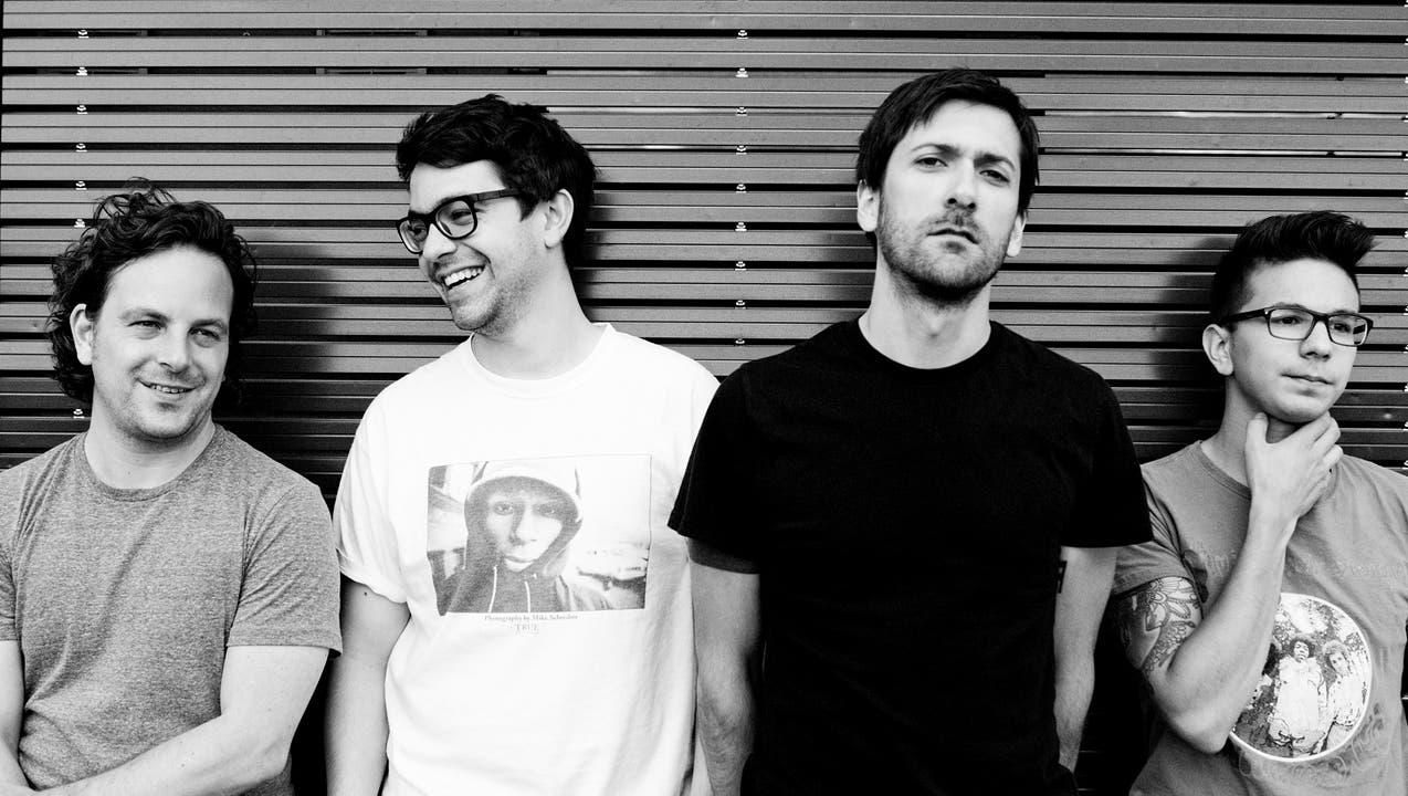 Die Band New Polarities aus Baden lässt gerne Fragen offen