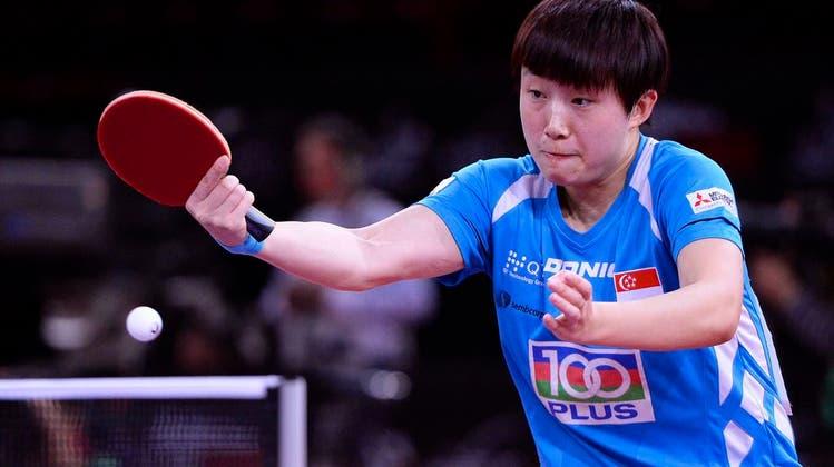 Yang Chengbowen von Rio-Star Muttenz ist Turniersieger in Möhlin