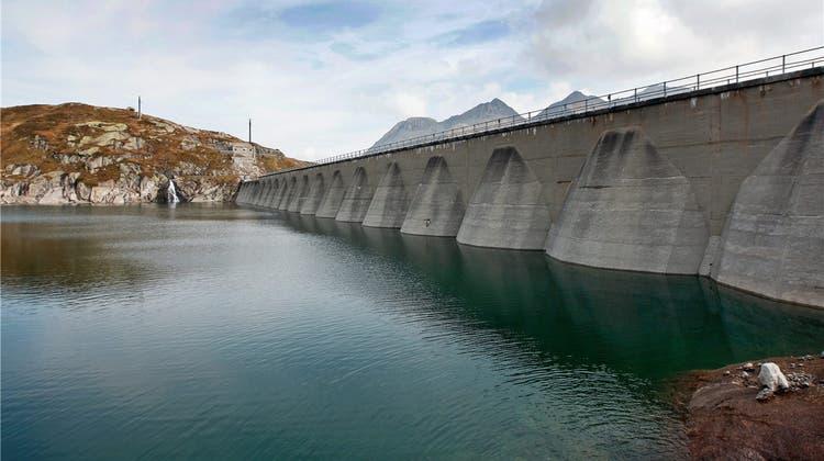 Alpiq trennt sich von Speicherkraftwerk am Gotthard
