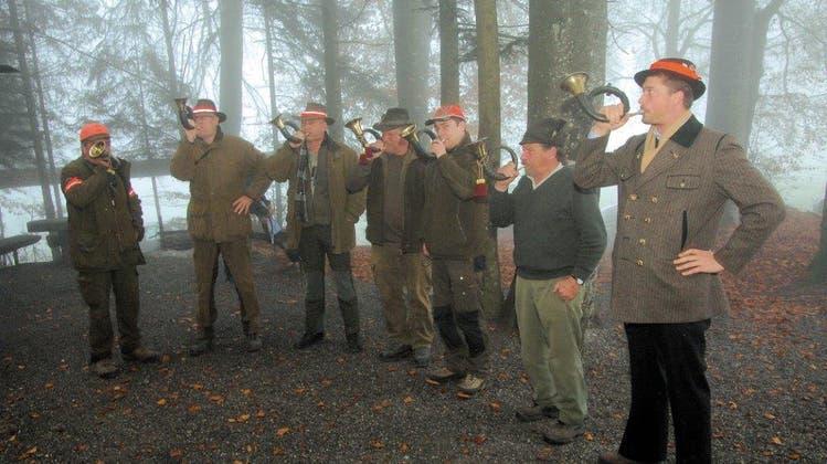 Ein Jagdtag mit besonderen Gästen