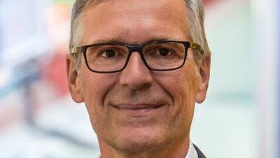 Stadtrat Daniel Stutz will seinen Sitz im zweiten Wahlgang verteidigen. (Bild: PD)